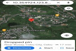 Lot for Sale Maria Luisa Estate Banilad Cebu City