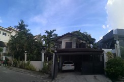 House and lot in Alpha Executive Homes Talisay City